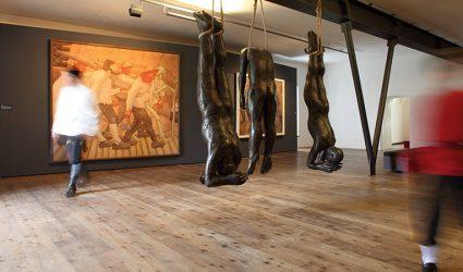 Schloss Bruck Ausstellungen