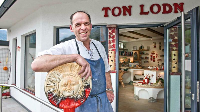 Tonlodn · Ofenbau Niederegger