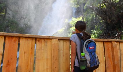 Wasserfall Celar