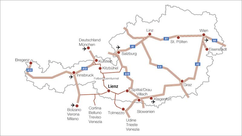 Ankommen Osttirol Infoat